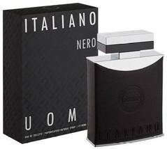 Armaf Italiano Nero Eau De Toilette For Men With Free SHIPPING- 100 Ml - $34.51