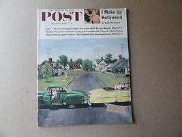 Saturday Evening Post Magazine August 4 1956 Complete - $12.99