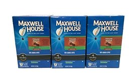 Maxwell House Cafe Collection Decaf House Blend K-Cups, 12-Count (Pack o... - $28.74