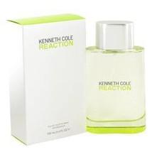 Kenneth Cole Reaction Cologne By Kenneth Cole 3.4 oz Eau De Toilette Spr... - $52.26