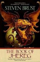 The Book of Jhereg [Paperback] [Aug 01, 1999] Brust, Steven - $6.69