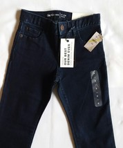 30646fe9a24 GapKids 1969 Girl's Jeans Size: 8 SLIM Boot Dark Wash BRAND
