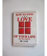 How to Find the Love of Your Life in 90 Days or Less Double Cassette  - $7.95