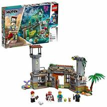 LEGO Hidden Side Newbury Abandoned Prison 70435, Augmented Reality App-Driven Gh - $39.99
