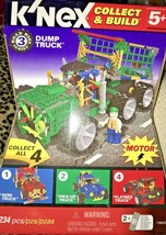 KNex Dump Truck Building Toy With Motor - $14.99