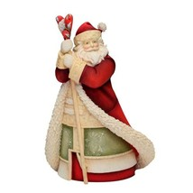 Enesco Santa with Staff - $42.57