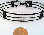 Silver anodized aluminum bracelet 1  1  thumb155 crop