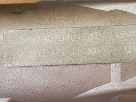 06 Mercedes W209 CLK350 Engine Computer Ignition FOB ECU EIS ISL Set A2721539187 image 4