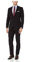 Nick Graham Men's Slim Fit Stretch Finished Bottom Suit, 36S - $130.21