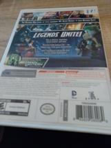 Nintendo Wii LEGO Batman 2: DC Super Heroes & Green Lantern Movie Combo image 4