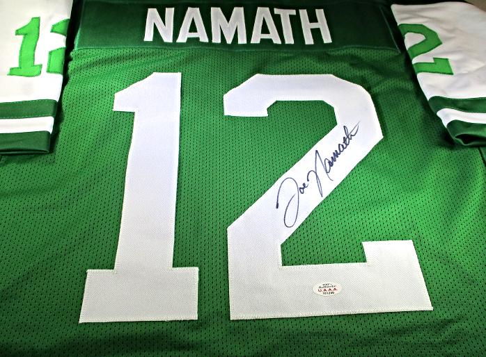 958724743fd Joe Namath - Nfl Hall Of Fame - Hand Signed and 50 similar items. Img  6570835339 1535879702