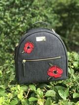NWT Kate Spade Sammi Grove Street Poppy Backpack Blue Multi WKRU5389 - $109.99