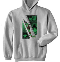 Hh 60 Pave Hawk - New Cotton Grey Hoodie - $39.70