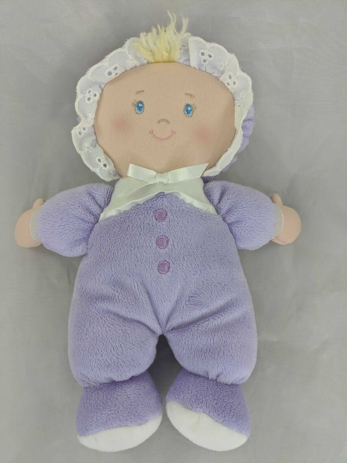 "Primary image for Baby Gund Lillie Lilac Plush 9"" Purple Lavender Stuffed Animal Toy"