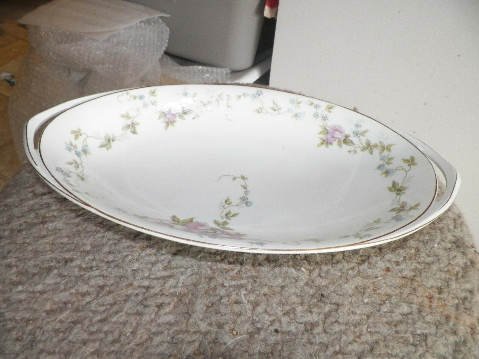 Primary image for Rosenthal-Donatello Shape 10 1/2 oval serving bowl 1 available