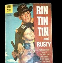 Rin Tin Tin & Rusty Comic Book AB 81 image 2