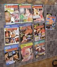 Lucha Libre Wrestling Ultimo Guerrero Ricky Marvin Mistico aka Sin Cara ... - $36.99