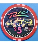 $5 Casino Chip. Rio, Las Vegas, NV. 2003, LTD 500. W43. - $6.50