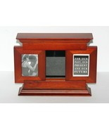 3 Picture Frame Mantle Design For Our Past, Our Present and Our Future - $13.96
