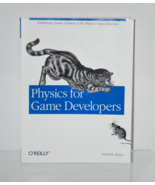 Physics for Game Developers by David M. Bourg pre-owned, softcover - $3.99
