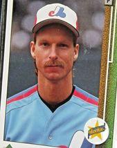 1989 Upper Deck Rookie Randy Johnson Pitcher  AA20-BTC3031 Baseball Trading Card image 3