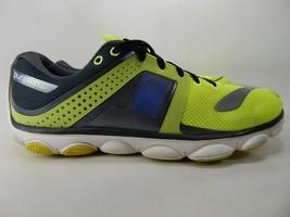 Brooks Pure Flow 4 Sz 10.5 M (D) EU 44.5 Men's Running Shoes Citron 1101901D791