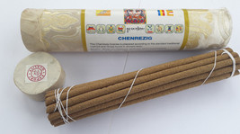 Chenrezig  Brocade Tibetan Ancient Incense Sticks - $4.85