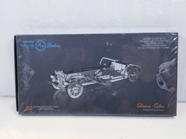 Glorious Cabrio 2 Time For Machine 3D Puzzle For Adults Metal Mechanical... - $50.40