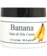 Banana Satin and Silk Cream - $10.66+