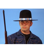 Billy Jack Tom Laughlin With Classic Hat & Shotgun Photo - $69.99
