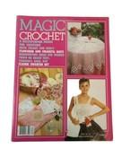Vintage Magic Crochet Tricot #30 Pattern Magazine Classic Sweater Sets H... - $10.19
