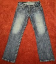 BUCKLE / BKE ~ Mens DEREK BOOTLEG Blue Jeans ~ Sz 36R ~ EXCELLENT - $42.66