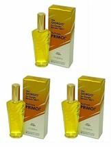 (3) Designer Imposters Primo! by Parfums De Coeur 1 oz Cologne Spray Women w/Box - $46.52