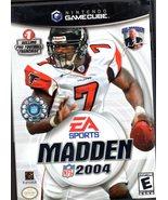 Madden 2004 - Nintendo GameCube ( 2003) - $10.00