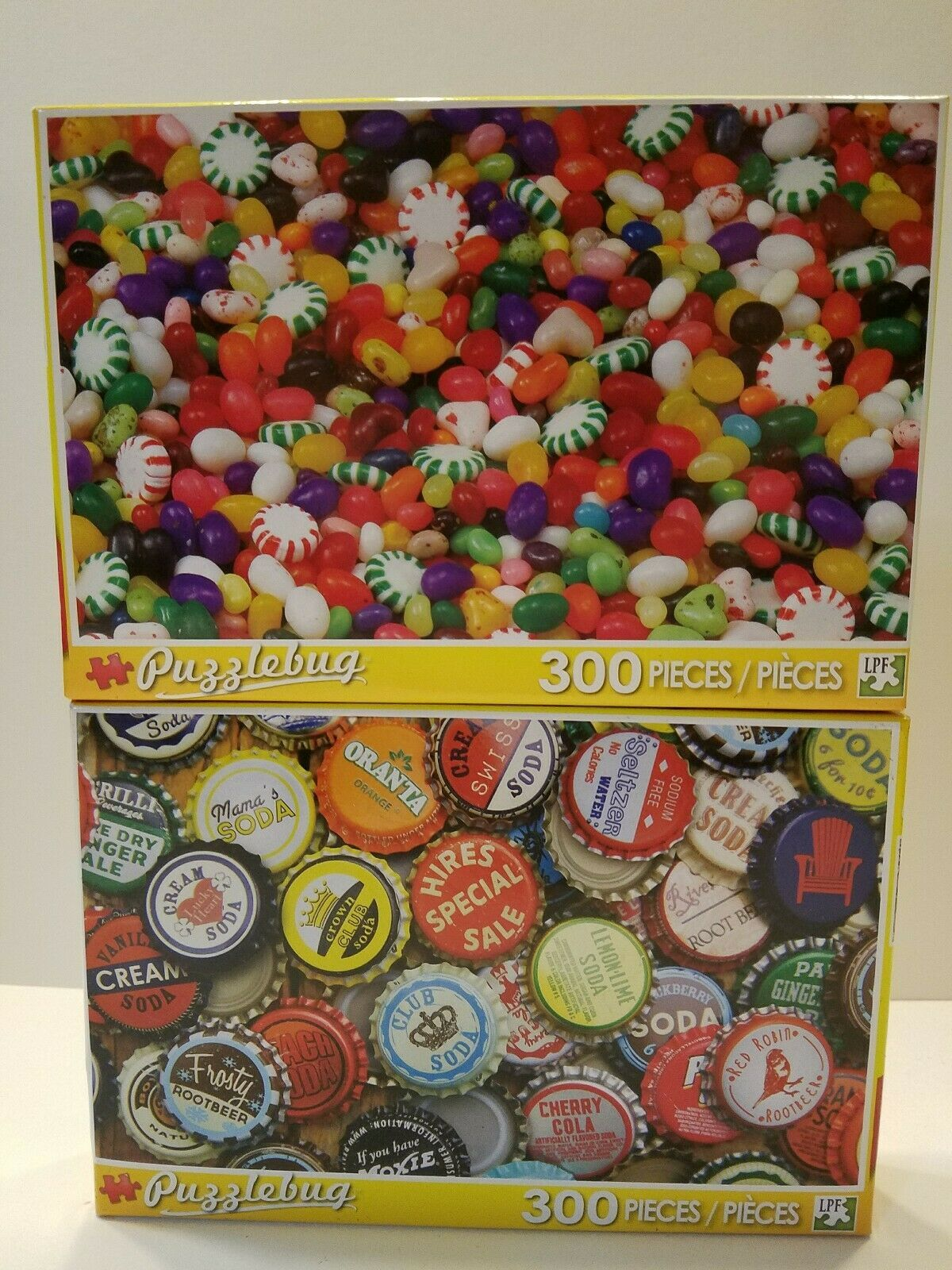 NEW Puzzlebug 300 Piece Jigsaw Puzzle ~ Candy