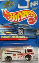 2000 Hot Wheels Virtual Collection Fire-EaterDie Cast Metal, new - $5.95