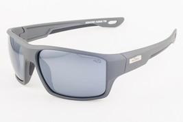 H2Optix ASHORE H2006 Matte Grey / Grey Silver Flash Mirror Polarized Sun... - $147.51