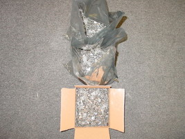 Scrap Recovery for Gold and Palladium IC/Caps 25 LBS - $742.50