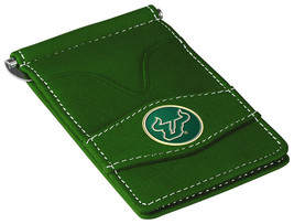 USF South Florida Bulls Green Officially Licensed Players Wallet - $19.00