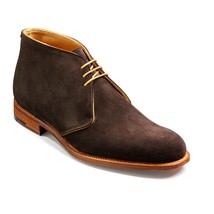 Handmade chukka boots for men suede leather boots for men custom leather boots - $159.90 - $189.90