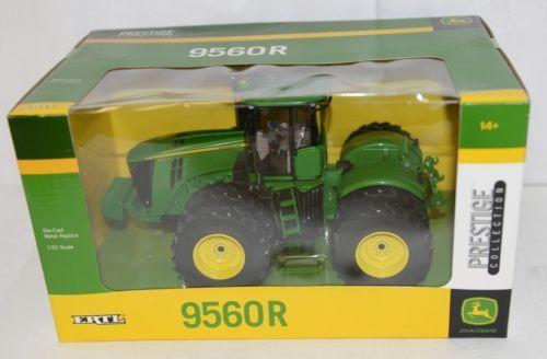 John Deere TBE45309 Prestige Collection Die Cast 9560R Tractor