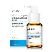 Dr. Wu 15ml/0.5oz Intensive Hydrating Serum with Hyalucomplex From Taiwan - $39.99
