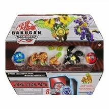 Bakugan Ultra Armored Alliance, Pharol Gilator Pegatrix Goreene, 4-Pack BakuGear - $41.70