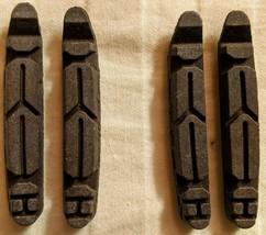 SUNLITE EXAGE ALLEN BOLT U-BRAKE BLACK BRAKE BRAKE PADS