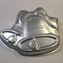 Wilton Cake Pan 1979 Bells & Bows 502-1220 Double Bell - $9.99