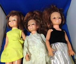 Vintage Crissy Doll Lot Hair Grow Doll Lot - $34.10