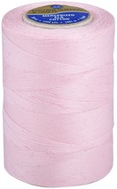 Coats Cotton Machine Quilting Solid Thread 1200yd-Light Pink - $8.76