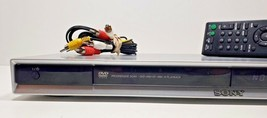 Sony CD/DVD Player DVP-NS57P with Remote... Tested image 2