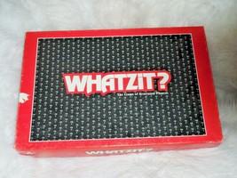 Vintage Whatsit? Board Game - $36.04