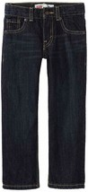 Levi's Boys' 505 Regular Fit Jeans Size 5 Regular Extra room in the thig... - $33.65